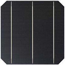 単結晶シリコン太陽電池セル